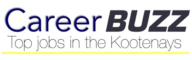 Kootenay Business Career BUZZ logo.
