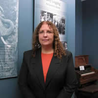 New executive director of Cranbrook's Canadian Museum of Rail, Charlotte (Char) Murray