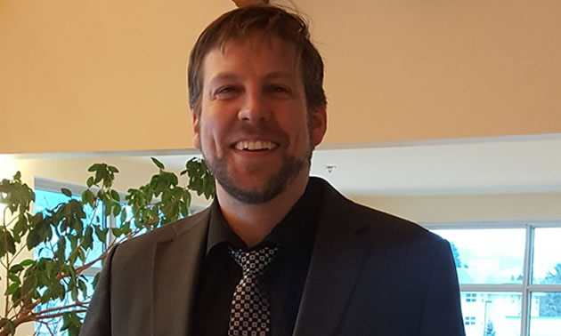 Chris Barlow became the CAO for Castlegar in September 2017