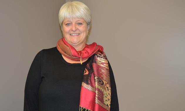 Clara Reinhardt is the mayor of Radium Hot Springs.