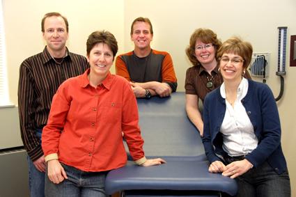 Nursing students, nurses and Teck/College staff