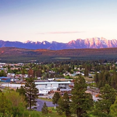 Scenic view of Cranbrook.