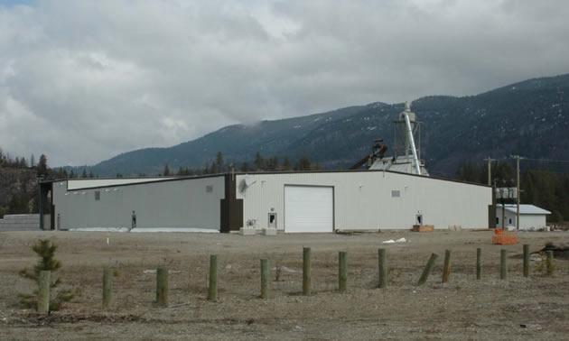 Creekside Industries building