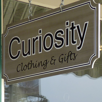 Trinda Bowman is the owner of Curiosity Clothing and Gifts in Rossland, B.C.