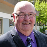 Dean McKerracher is mayor of Elkford, B.C.