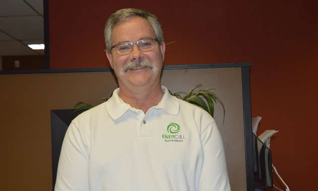 Daryl Richardson owns Enercall Sales & Service in Cranbrook, B.C.