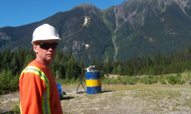 Dave Lamb is co-owner with his brother, John, of Interior Reforestation Co. Ltd. and Interior Seed & Fertilizer in Cranbrook, B.C.