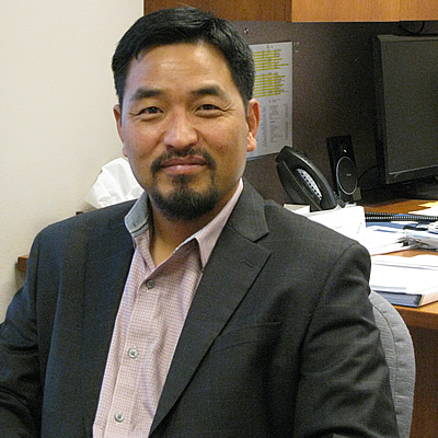David Kim became CAO for the City of Cranbrook in early April 2016.