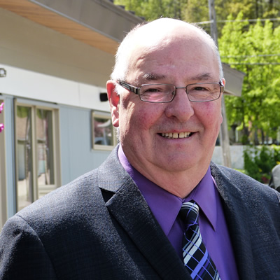In autumn of 2018, Dean McKerracher was acclaimed to his fifth consecutive term as mayor of the District of Elkford.