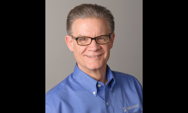 Doug Mann is the manufacturing director at Pacific Insight.