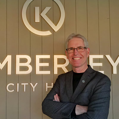 Don McCormick, mayor of Kimberley, B.C., is working to diversify the sources of support for Kimberley's economy.