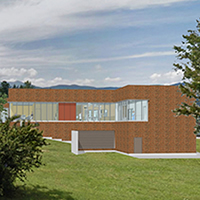 Rendition of East Kootenay Regional Hospital – ICU Project Update
