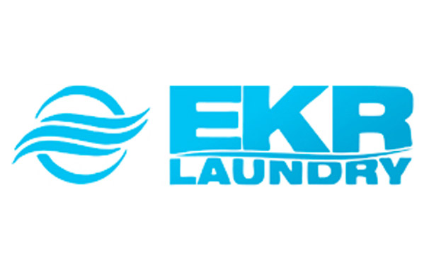 EKR Laundry logo.