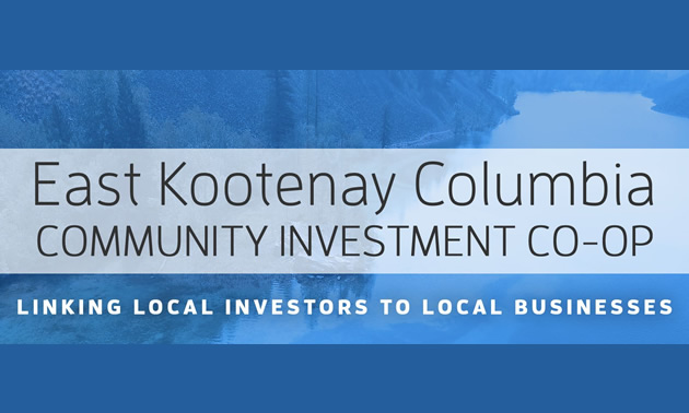 Graphic for East Kootenay Columbia Community Investment Co-op