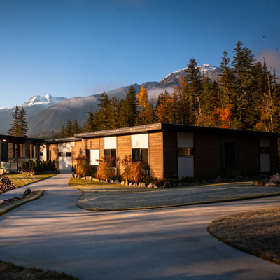 Eagle Pass Lodge is the luxurious, intimate accommodation component of Eagle Pass Heliskiing, based in Revelstoke, B.C.