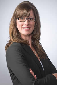 Emily Tucker, cash diet coach with Investors Group in Nelson, B.C.