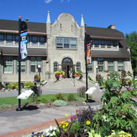 Fernie's historic City Hall