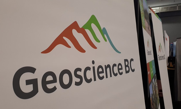 Geoscience BC banner.