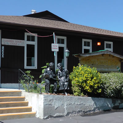 The Valemount Senior Citizens Housing Society's Golden Years Lodge will be upgraded to become more energy efficient thanks to support from Columbia Basin Trust's Energy Retrofit Program.