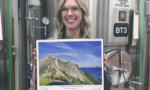 The Whitetooth Brewing Co., in Golden was recognized as the New Business of the Year in the Chamber's Business Excellence awards, along with 13 other businesses or individuals.
