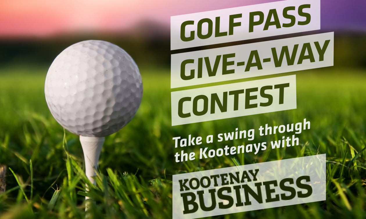 Swing through the Kootenays—Golf pass give-a-way contest