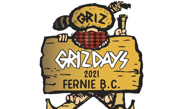 Griz Days logo.