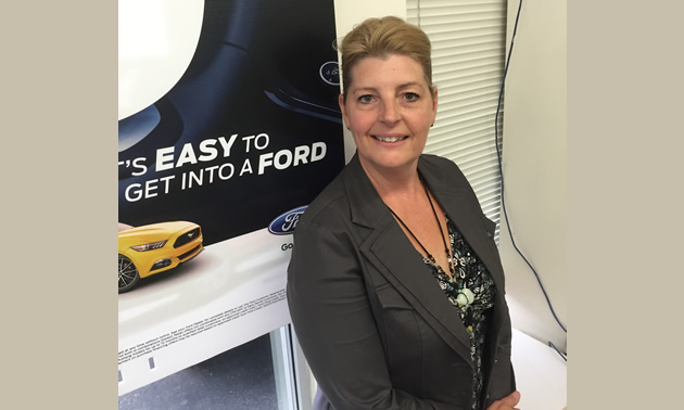 Cameron Auto Sales >> Heather Fancy now at AM Ford in Trail | Kootenay Business