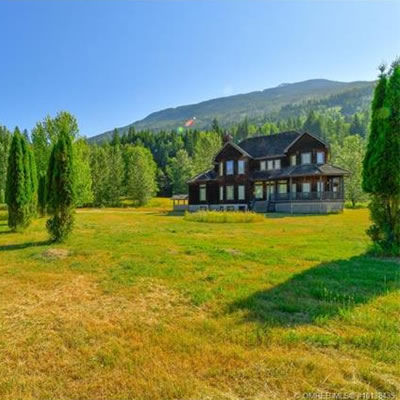 $3,495,000—Revelstoke, MLS® Number: 10138435
