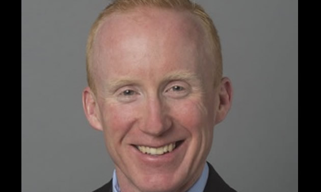 Ian Fillinger, senior vice-president and COO at Interfor Corporation.