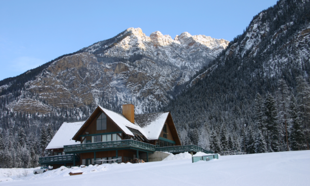 Fairmont Ski Hill is a popular staycation location for Kootenay residents.