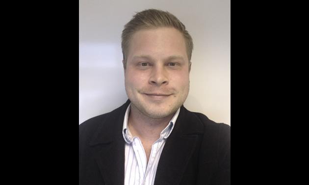 Mike Matejka, JCI Kootenay Chapter President.