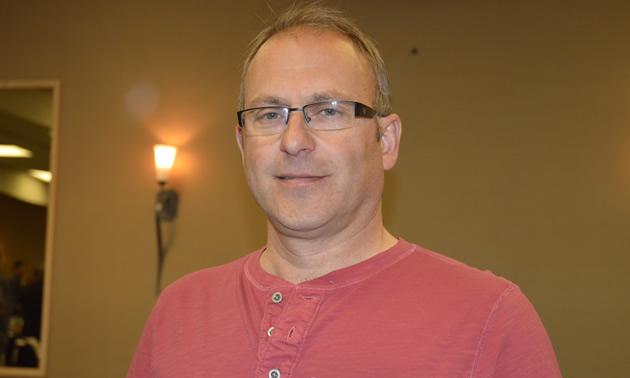 Jim Fiorentino of Fiorentino Bros. Contracting Ltd.