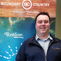 James Wilson, executive director, Boundary Country Regional Chamber of Commerce