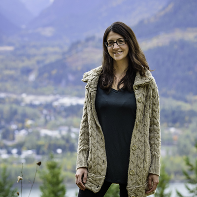 In late summer 2017, Jamie Mayes of Revelstoke, B.C., became the interim program manager for Imagine Kootenay.