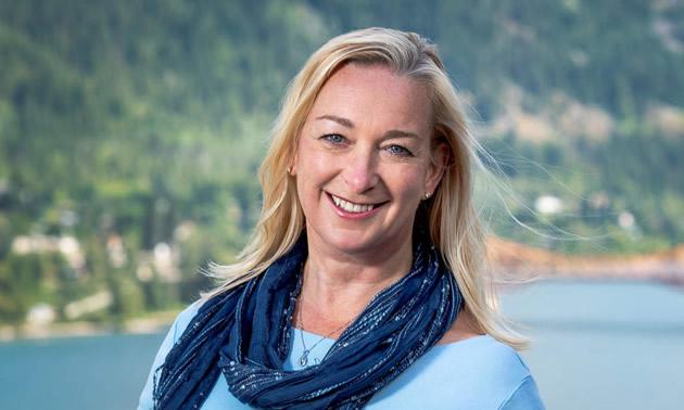 Jann Schmidt, new District Principal of International Education.