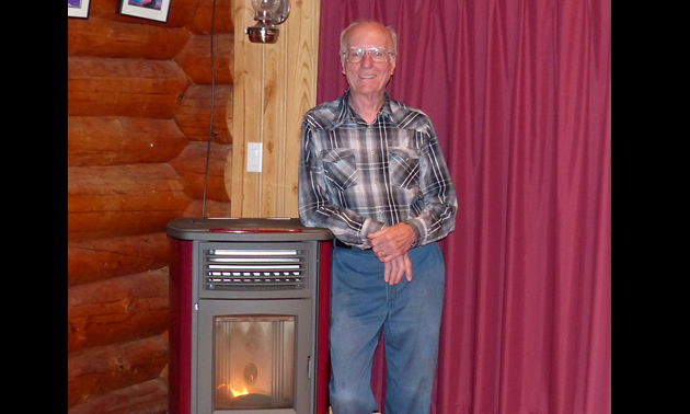 John Billwiller, owner of Snowball Ventures, has lived in Grand Forks for 36 years.
