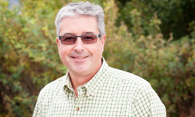 Jon Wilsgard is the corporate officer and CAO for the Town of Golden, B.C.