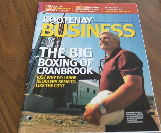 2003 Kootenay Business launches their website www.kootenaybiz.com and its accompanying e-newsletter.