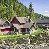Image of most expensive home in Kootenay's