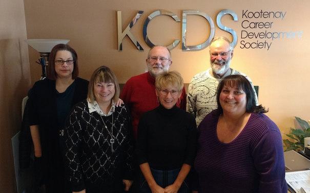 Nelson KCDS staff