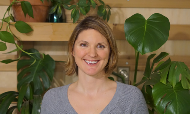 Karilyn Kempton is the technology strategy co-ordinator for the City of Revelstoke