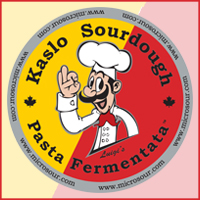 Logo for Kaslo Sourdough and Pasta Fermentata