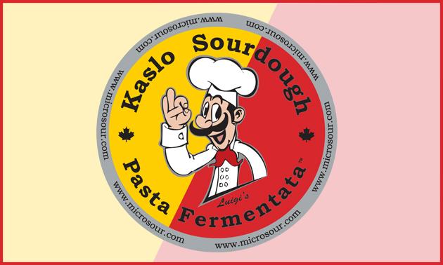 Logo for Kaslo Sourdough and Pasta Fermentata