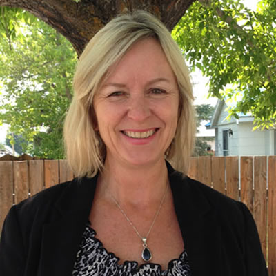 Kathy Cooper, CEO of Kootenay Rockies Tourism
