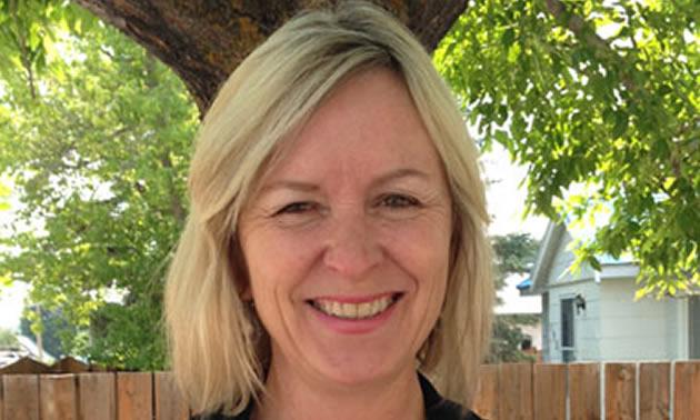 Kathy Cooper, CEO of Kootenay Rockies Tourism