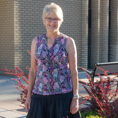 Kathy Moore, mayor of Rossland, B.C., loves the city's heritage character.