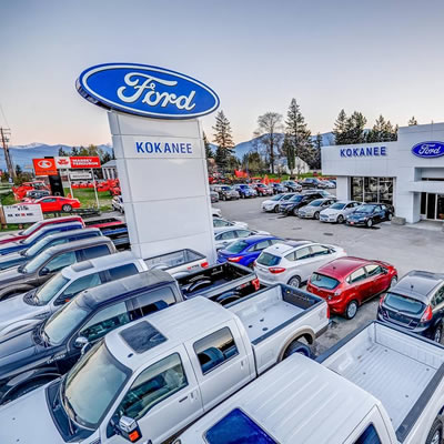 Picture of Kokanee Ford in Creston, B.C.