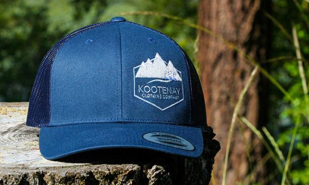Kootenay Clothing Company hat.