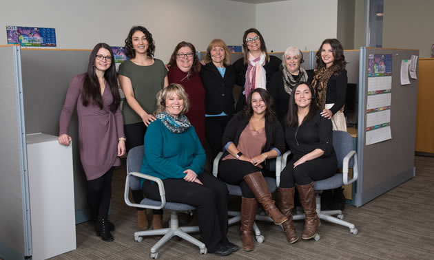 KSCU staff become trusted advisors to their clients.
