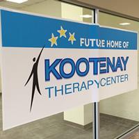 New location of Kootenay Therapy Center
